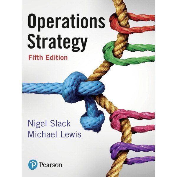 دانلود کتاب استراتژی عملیات