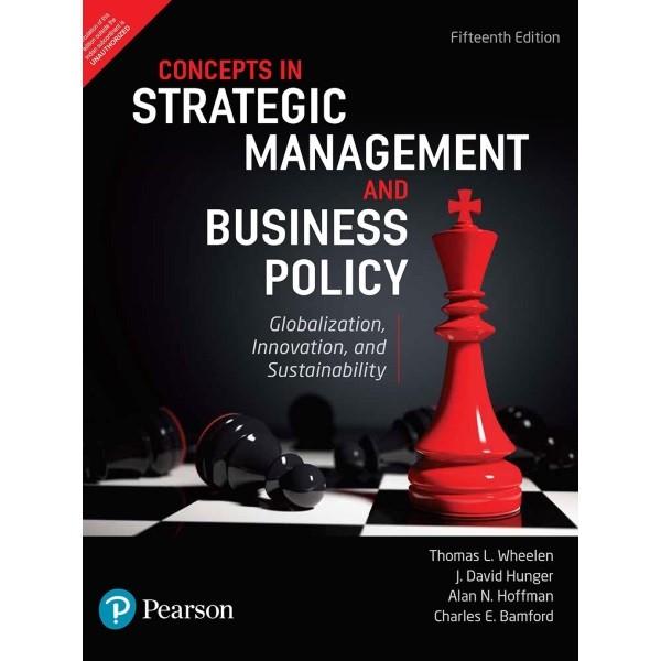 دانلود رایگان کتاب مدیریت استراتژیک و سیاست کسب و کار