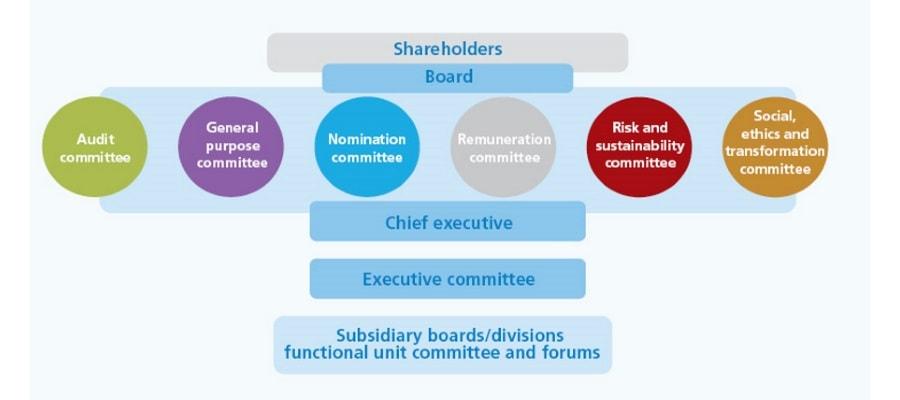 ساختار حاکمیت شرکتی