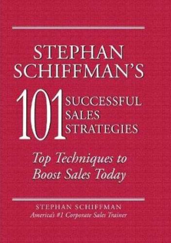 دانلود رایگان کتاب 101 استراتژی فروش