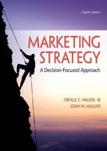 دانلود رایگان کتاب استراتژی بازاریابی