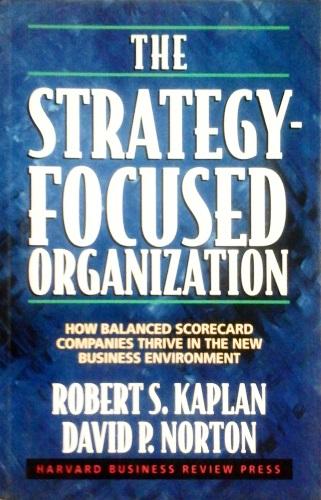 دانلود رایگان کتاب سازمان استراتژی محور
