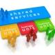 نقش واحد خدمات مشترک در سازمان چیست