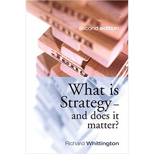 کتاب مدیریت راهبردی چیست