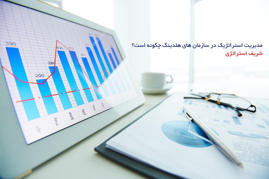 مدیریت استراتژیک در سازمان های هلدینگ چگونه است؟