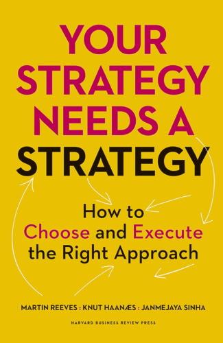 دانلود رایگان کتاب استراتژی رسیدن به استراتژی