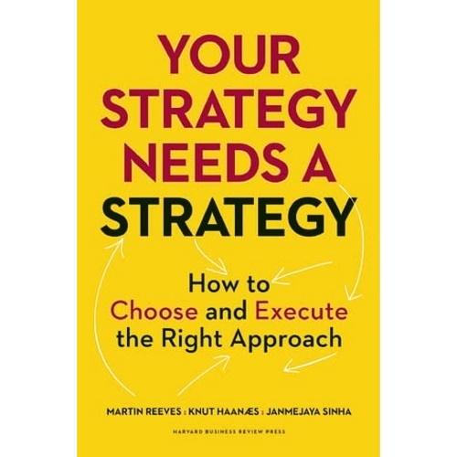 دانلود رایگان کتاب کتاب استراتژی رسیدن به استراتژی
