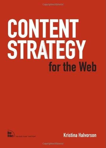 کتاب استراتژی محتوا برای وب دانلود رایگان