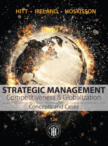 کتاب مفاهیم مدیریت استراتژیک هیت