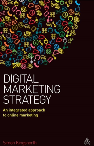 کتاب استراتژی بازاریابی دیجیتال رویکردی یکپارچه به بازاریابی آنلاین