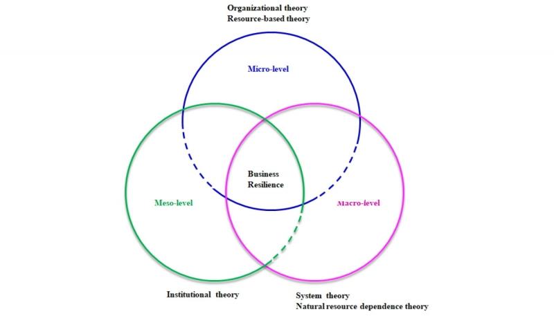 تئوری وابستگی منابع عدم اطمینان