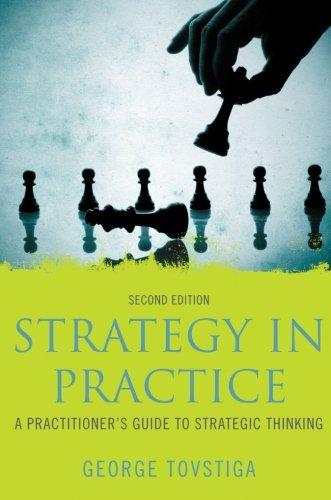 دانلود کتاب استراتژی در عمل