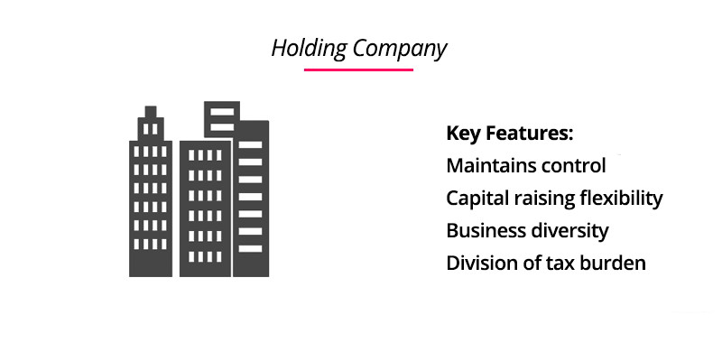تعریف هلدینگ و استراتژی بنگاه مادر و سازمان مادر چیست چیست