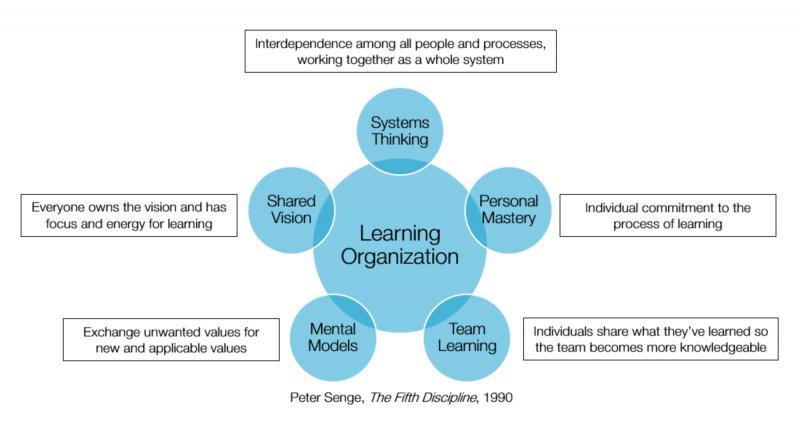 فرایند یادگیری سازمانی