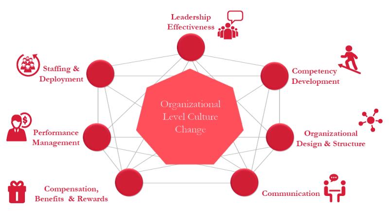 فرهنگ سازمانی در ادارات و سازمان های دولتی